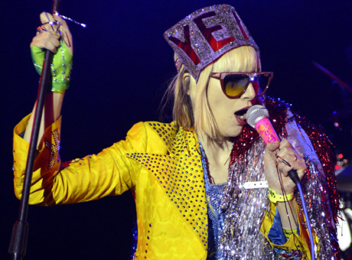 Watch Yeah Yeah Yeahs Play 4 New Songs At SXSW