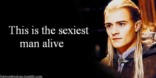 birdofhermes91:  samwisestouthearted:  lotrconfessions:  I swear Legolas is the CutestSexiest man alive  Legolas is not a Man. He is an Elf.  Beat me to it.