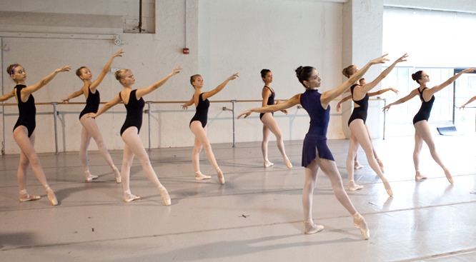 Pennsylvania Ballet school