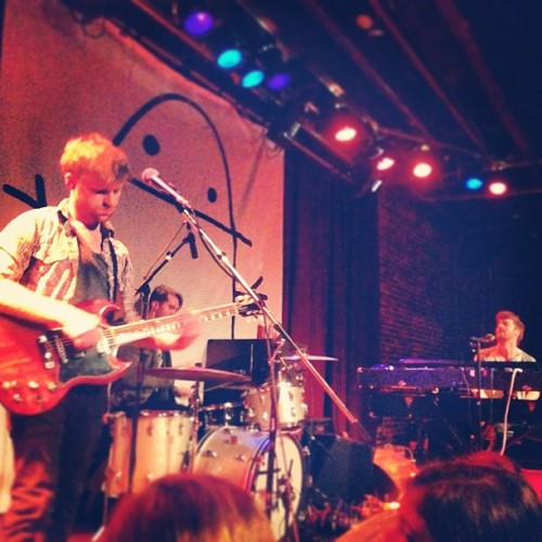#JukeboxtheGhost killed it, from the 25 mins I got to see them! #awesome #livemusic #workbreak So #glad i got to stop by at least. #love #fantastic #holditin (at The Social)