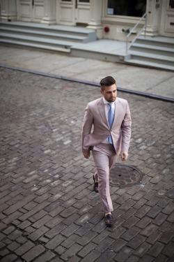 mensfashionworld:  J.Lindeberg Spring/Summer 2013  Suit