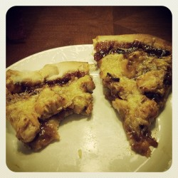 Homemade #BBQ chicken #pizza #LikeABawse #TeamPiggy #FatKidCode #Foodgasm #FoodPorn