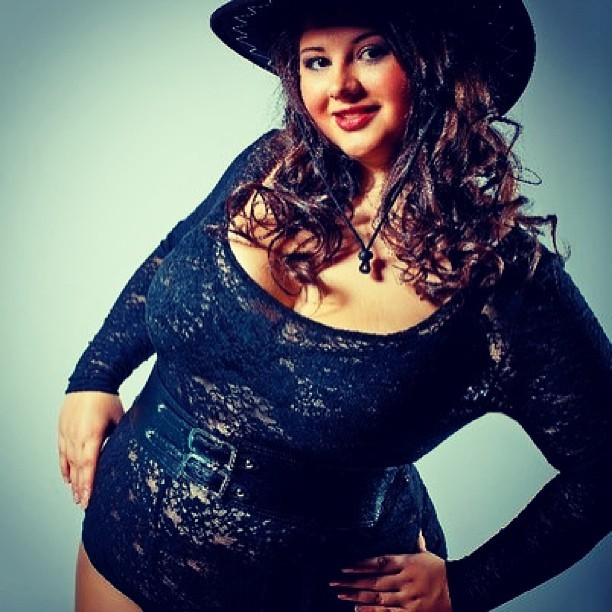 Photo by Ilya Kruglyansky Model Alexandra Shcherbakova #plussize #curvy #bbw #beauty #psm #photo #girl #like #plus #size #model #magazine