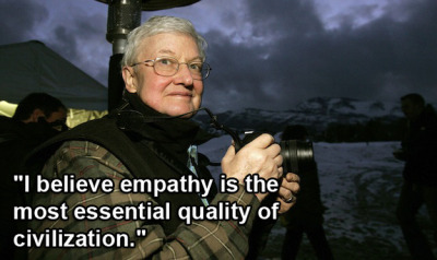 Roger Ebert passed away Thursday at the age of 70, but he left behind an amazing collection of writing that will live on. (via Buzzfeed)
