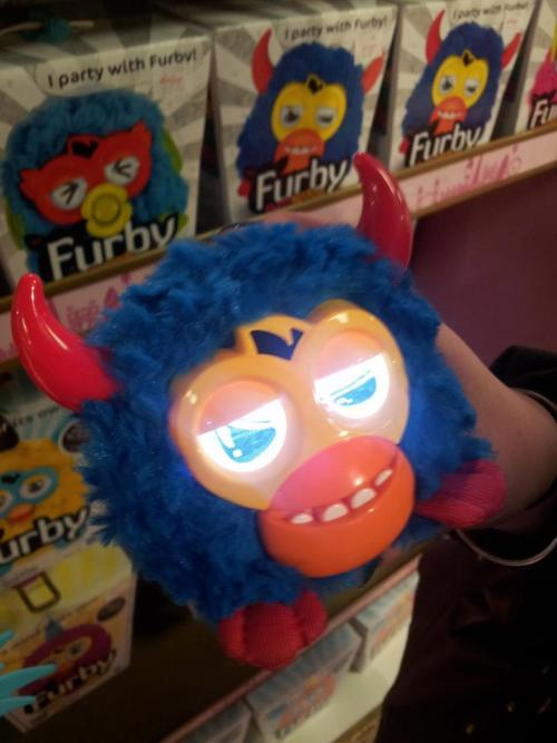myexchangediaryuk:  HOW AND WHY ON EARTH DID THEY MANAGE TO MAKE FURBYS EVEN CREEPIER