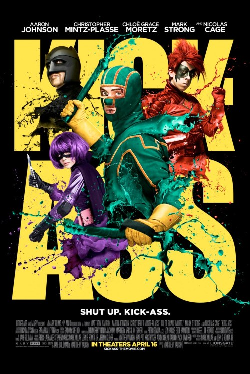 Kick-Ass Movie #1 ReviewAfter a vicious hunt around town with EmilyAlthea to find a copy, I finally saw the Kick-Ass movie.…View Post