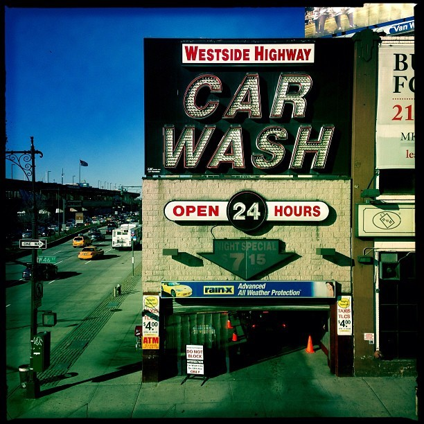 Car Wash (at Car Wash)