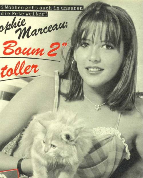 sophie marceau submitted by m.krauss