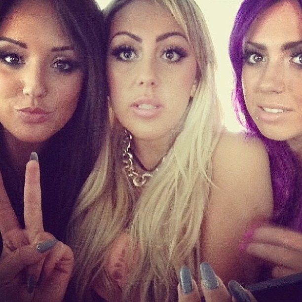 fuckyeahhollyhagan:  Charlotte, Sophie and Holly