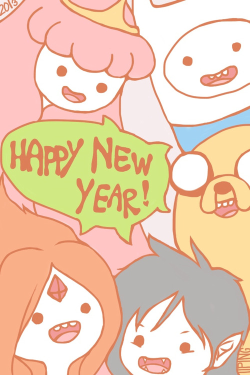 FUCKING HAPPY NEW YEAR!!! :D