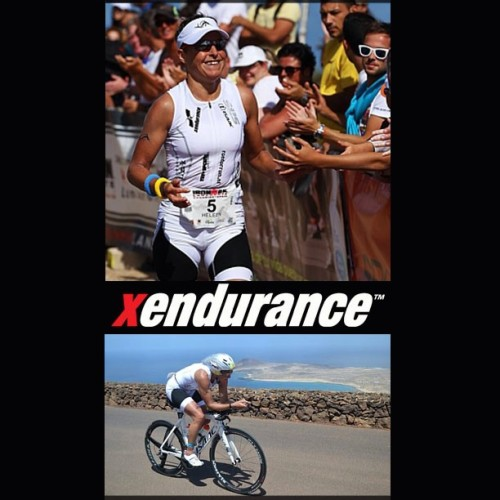 Congrats to Xendurance athlete Heleen Bij De Vaate on placing second at Ironman Lanzarote! #ironman #triathlon