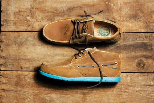 Element Emerald Footwear Spring/Summer 2013 Collection