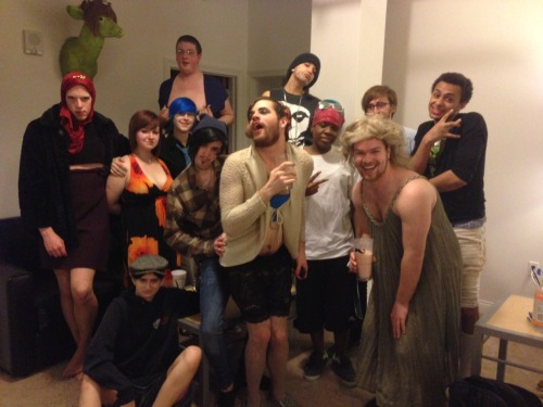 xngvr:  Everyone from the party last night