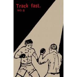 Track fast No. 8, Cover.
