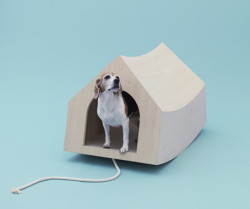 Beagle House Interactive Dog House' by MVRDV (via INDESIGNLIVE)