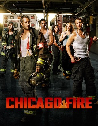 I am watching Chicago Fire                                                  14 others are also watching                       Chicago Fire on GetGlue.com