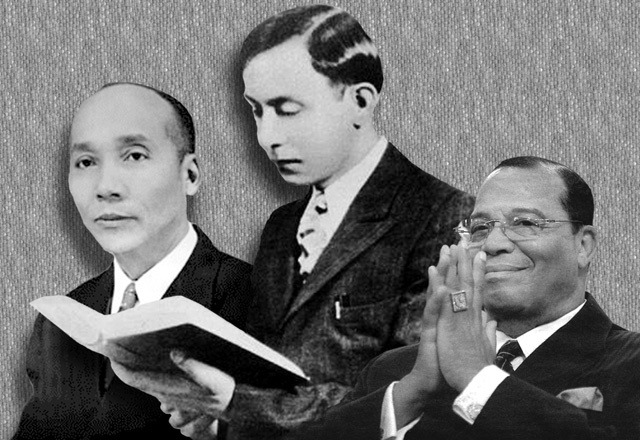"Remembering Master Fard Muhammad February 26 is Saviors' Day, the birthday of the founder of the Nation of Islam. Master Fard Muhammad will probably never get his due for his contribution, for a few reasons: 1) after more than eight decades, white people still aren't ready to be called devils; 2) Sunni Muslims might love the Sunni fruits of Fard's tree (most famously Malcolm X, but hundreds of thousands more), but they don't want to see the tree that produced them; 3) in all honesty, Fard might have spoken the truth, but he also dressed it up in stories that many will have a hard time taking seriously. The biggest challenge to fully appreciating Master Fard Muhammad may be that he so effectively escaped history. For decades, no one had any idea where he had come from, and even if we can now trace his origin to a town called Shinka in Afghanistan, or possibly Pakistan, we still have no idea where he ended up after his disappearance in 1934. For the most part, our source on Master Fard Muhammad is his student, the Honorable Elijah Muhammad, for whom Fard was literally, physically God—not a ""manifestation"" or ""incarnation"" of God, but God. While working with the bare skeleton of biographical details and much more hagiography, it's hard to make authoritative statements on Fard. But this is also part of the master teacher's usefulness. In escaping history, Fard can become almost whatever people need him to be. His public mission began in 1930, when he walked the poorest black neighborhoods of Detroit with an armful of silks, going door-to-door and trying to sell them to people with no money to spend. Even when he couldn't make a sale, he regaled his customers with tales of the silk's origin in what he called their ""homeland,"" a utopia across the ocean where people lived longer because they lived better—they had not been brainwashed by living in the Devil's kingdom into eating the wrong foods and praying to a blue-eyed Jesus. People often invited Fard into their homes to tell them more about Africa. When he stayed for dinner, Fard always ate what he was offered, but then told his hosts that they should not eat such food, because people in their homeland did not eat it. Continue"