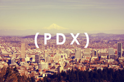 Portland, Oregon  (This isn't my photo, I just found it, and posted it. The dude asked for photo cred, but I forgot his name…)