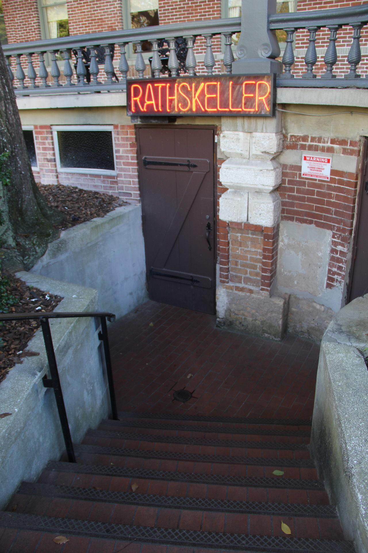 The Rathskeller located under Plant Hall always has delicious sandwiches.