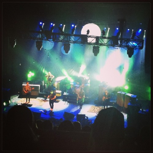 Of Monsters and Men played an incredible set last night. (at Paramount Theatre)