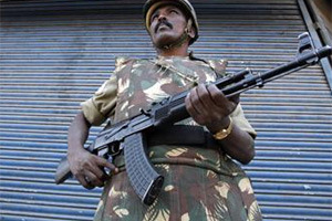 Authorities imposes restrictions on processions in Jammu and Kashmir The order was given to prevent anti-government protestors from marching towards Civil Secretariat.