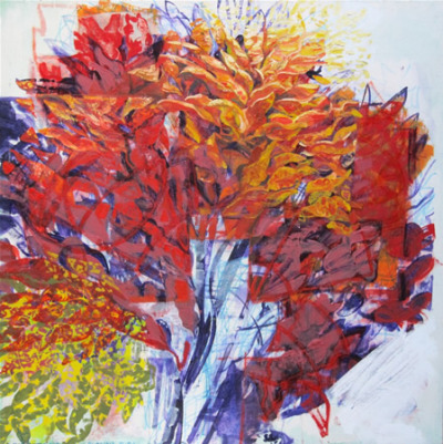 """Burning Bush"" by Ian Smith"