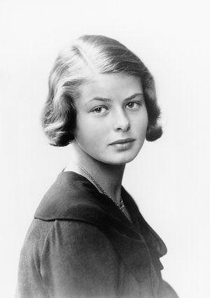 Ingrid Bergman #Ingrid Bergman