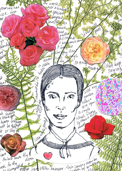 Birthday Tribute: Emily Dickinson  My sister in solitude.