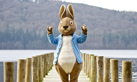 Peter Rabbit will host an Easter egg hunt at Cumbria's World of Beatrix Potter Attraction - from our pick of Easter events all over the country