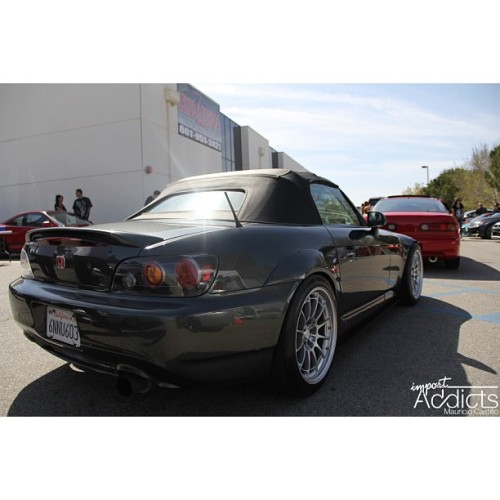 Them hips don't lie. #premierautobody #fxautodesign #honda #s2000 #s2k #s2ki #ap1 #ap2 #asm #enkie #nto3 #importaddicts #breakingnecks