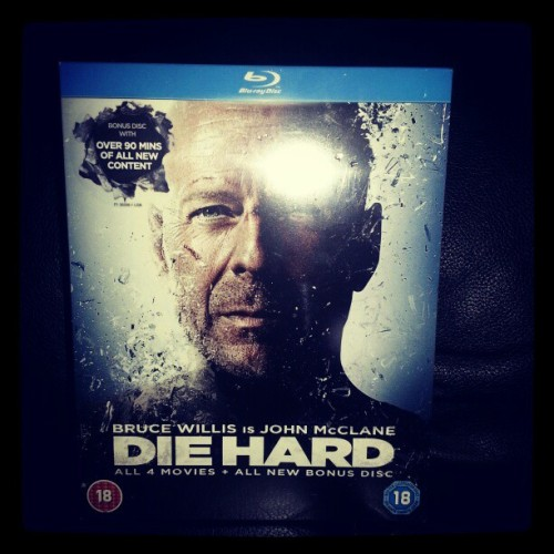 Finally they released Die Hard 3 on Blu-Ray