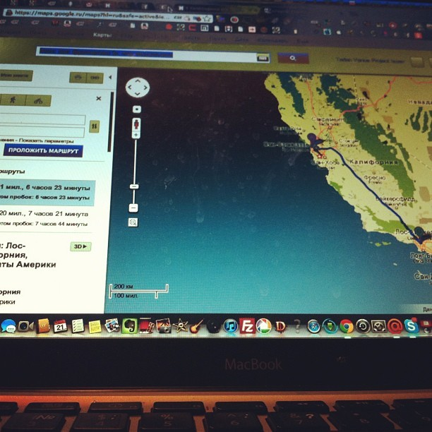#MacBook #Pro #Google #Maps