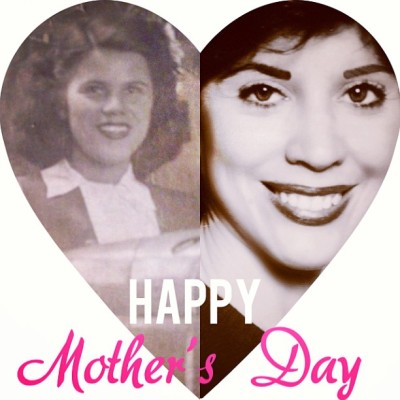 The 2 women who raised me: Mi Abuelita & Mi Mami… My Father wasn't around but I am lucky and thankful my Grandma stepped up to help my Mom & hold me down. Through all the fights, rebellion, misunderstandings, Good times and bad, this is the family God gave me, and I'm so thankful to be alive with an opportunity to carry on their legacy. God's child, in light are all babies born, now mine will have sunshine because I was raised in the storm. Love you Abuelita (R.I.P.) and Love to My Mommy, I'm always here for you.