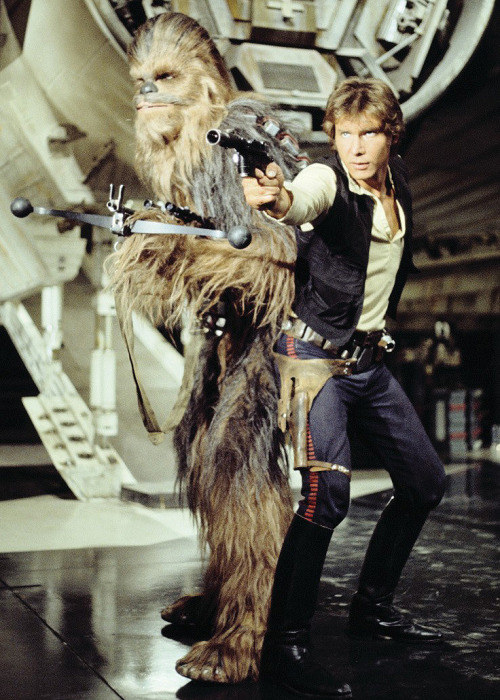"Han Solo returns for Star Wars: Episode VII  Latino Review is reporting that Harrison Ford is set to return as Han Solo in ""Star Wars: Episode VII."