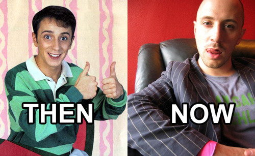 The Guy From Blues Clues Now