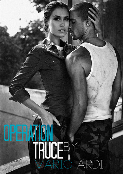Operation Truce by Mario Ardi feat. Gui Costa and Ekaterina Abazeeva
