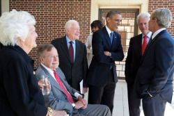 whitehouse:  Five Presidents.  I would love to get in on this conversation.