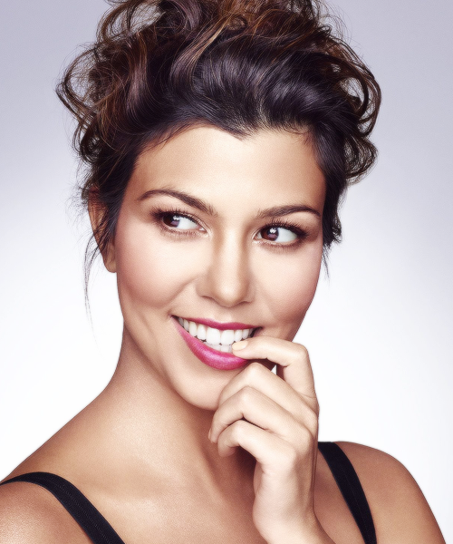 kardashian-love-all-the-way:  Kourtney for Kardashian Beauty