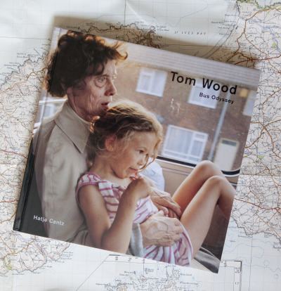 From The Shelf - Tom Wood - Bus Odyssey I picked this up a few years ago at the great Camden Lock Books which actually isn't in Camden but is under the roundabout in Old Street, London. It's a reprint of the classic Tom Wood book All Zones Off Peak. This version is published by Hantje Cantz. I'm not sure about the glossy cover but the work inside is great. Get it if you can. 15th Dec 2012