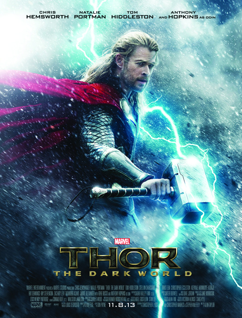 Free Thor: The Dark World Poster in the latest Total Film Magazine - Issue 207!
