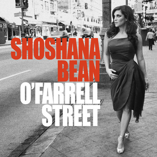 "If you haven't already heard, Shoshana Bean's sophomore album, ""O'Farrell Street"" will be available February 12th!"