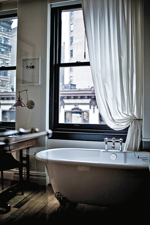 Bathtub.