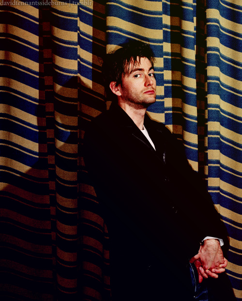 "OH GOD OKAY ANOTHER GEM IN THE COLLECTION THAT IS THE PHOTO SHOOT OF DAVID TENNANT HIS INABILITY TO LOOK COMFORTABLE DOING THEM. HE LOOKS SO UNHAPPY THAT HE HAS TO BE THERE. AND THAT ALL HE REALLY WANTS TO DO IS GO HOME AND PEE. ITS LIKE THEY BRIBED HIM TO BE THERE  ""Guys I REALLY don't Want to do this shoot. Its been a long day, I just Want to go home and get into my Doctor Who PJs and take a nap."" ""DAVID WE HAVE TO DO THIS"" ""YOU CAN'T MAKE ME. I AM A TIMELORD"" ""WE WILL GIVE YOU A BOX SET OF DOCTOR WHO EPIDODES. WE LITERALLY NEED LIKE 4 SHOTS DAVID. JUST DO IT. PLEASE WE'VE BEEN ARGUING FOR HOURS NOW"" ""FINE BUT I HATE ALL OF YOU"""