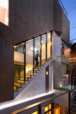 cabbagerose:  h-house, south korea/sae min oh via: hiconsumption