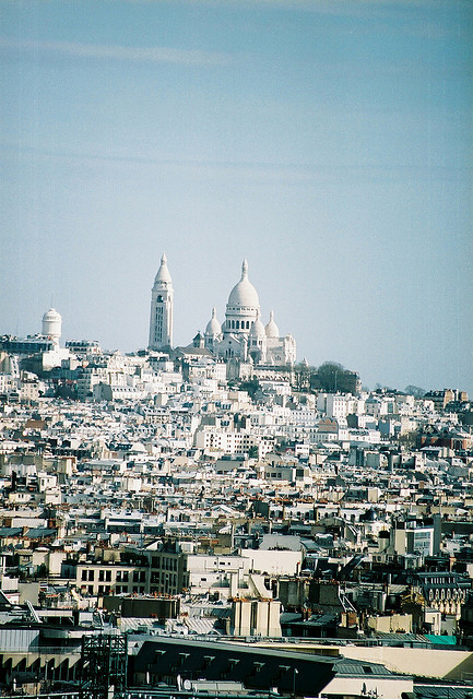 villesdeurope:  Paris, France   I miss this city.