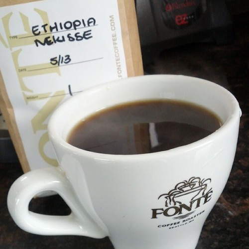 @mug4life think you might enjoy this as well from ethiopia (at The Daily Coffee)