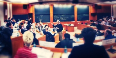 I'm back from 3 weeks at Harvard Business School for Unit II of OPM45 - an executive education program I'm attending over three years, courtesy of a generous PRX funder. Having never been to business school, I'm finding OPM an amazing source of applicable insights and inspiration, across Strategy, Innovation, Leadership, Marketing, Negotiation, Finance. But perhaps the most valuable aspect of the program is its participants - a heavily international group of entrepreneurs, mostly CEOs and founders.  It's a diverse group ethnically and geographically, but not in gender (exceedingly small number of women participating), or, as might be expected, income.