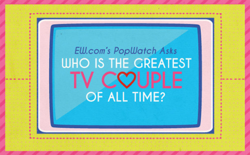 "Love is on the air: Who is the greatest TV couple of all time? Round 1, part 1 Ross and Rachel. Carrie and Big. Clair and Cliff. Ricky and Lucy. These are just a few of the iconic pairings competing for the chance to be EW's ""Greatest TV Couple of All Time."" Check out our full bracket here and vote in the polls to determine who will move on to the next round. First up — the 16 couples in our ""Baby, You're the Greatest"" conference. VOTE"