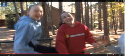 just spotted Amelia Hundley on an old episode of behind the team :)