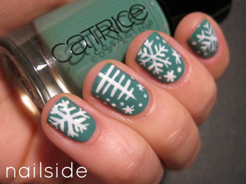 Mint winter